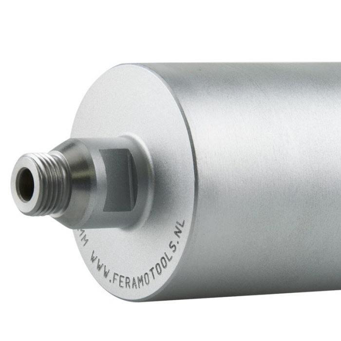 Beroemd 56mm Beton Diamantboor R1/2 - Nat gebruik - lengte 300mm XQ14